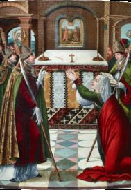 Maitre du Retable des deux Saint-Jean